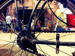 INSTANTES la vida de ciclista sin pedales
